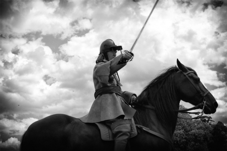 Battle Of The Boyne Living History