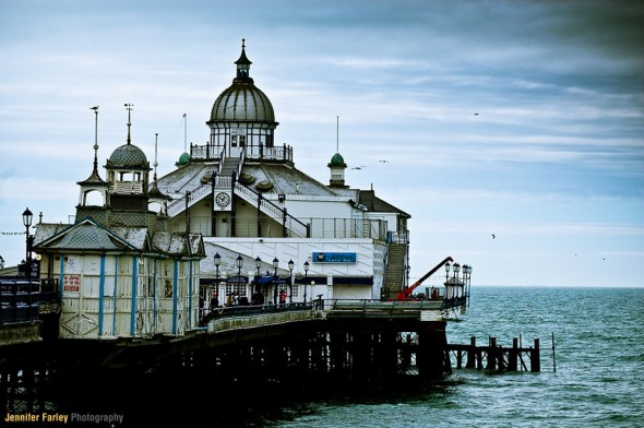 Eastbourne Pier & Beachy Head