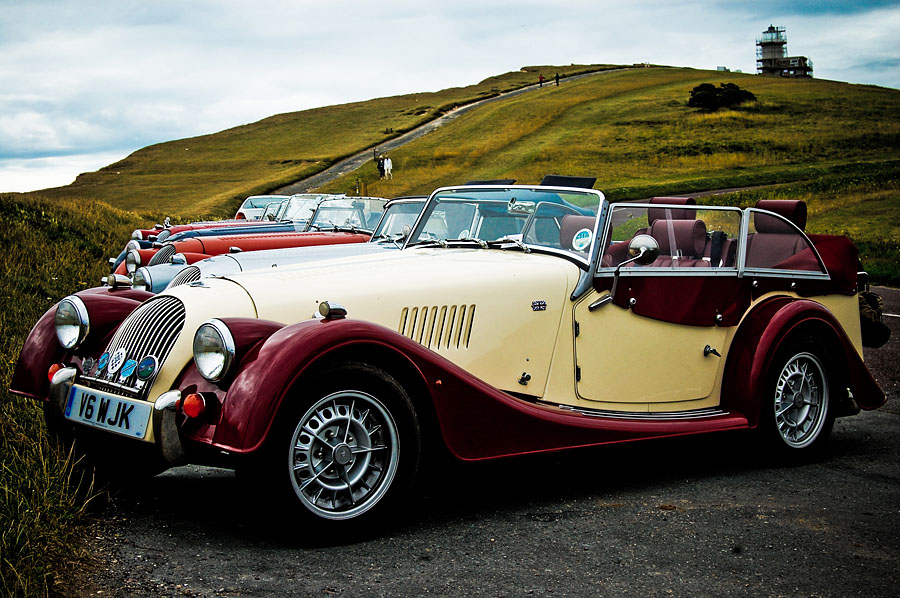 100 Years of Morgan Cars
